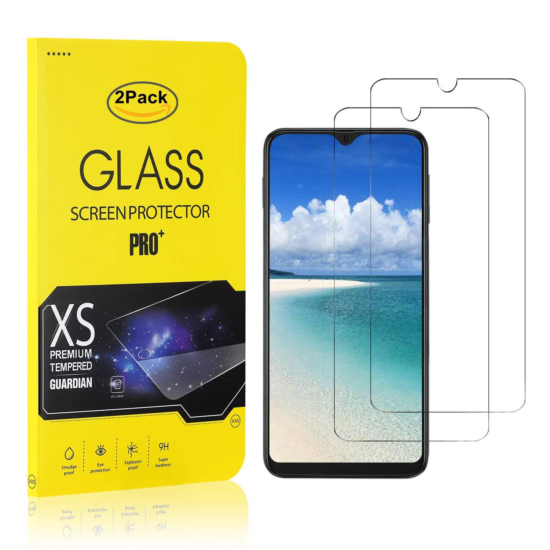 NBKASE Protector de Pantalla Cristal Templado Premium para Samsung Galaxy A40, 2 Piezas Protector de Pantalla para Galaxy A40 Alta Definicion 9H Dureza