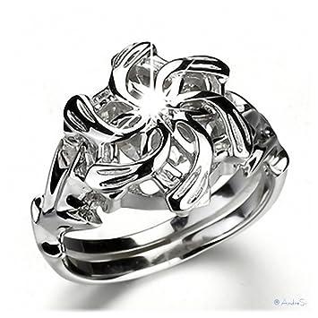 H D Ringe Nenya Der Weise Ring Galadriels Aus 925er Sterling
