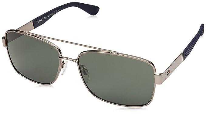 Tommy Hilfiger TH 1521/S QT KJ1 59, Gafas de Sol para Hombre ...