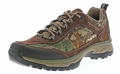 d0f4d85f33d4 Realtree Men Clay All Terrain Hiking Sneakers Brown 8