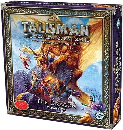 Talisman 4th Edition: The Dragon Expansion