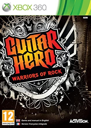 Guitar Hero 6: Warriors of Rock - Game Only (Xbox 360 ...