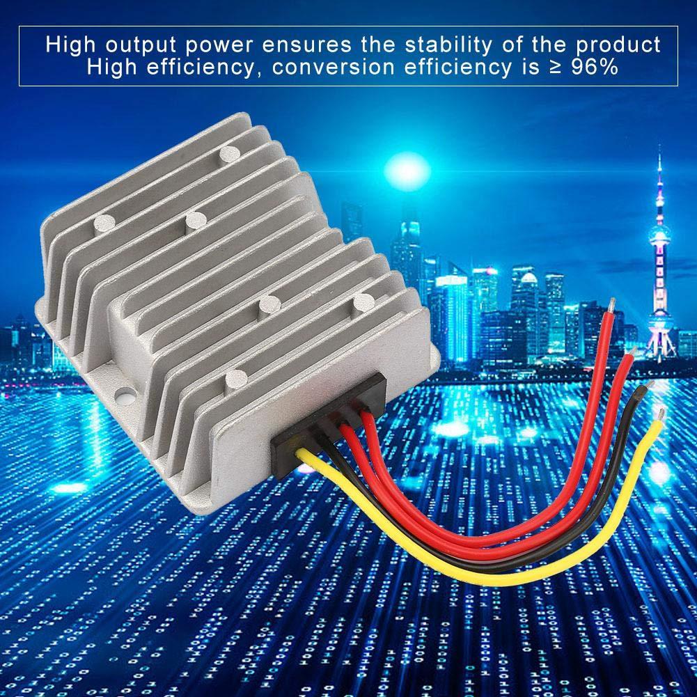 IP67 Impermeable Fuente de alimentaci/ón M/ódulo Adaptador Convertidor AC 12V//24V a DC 5V 5A