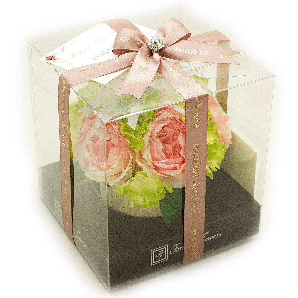 5月 誕生日プレゼント 花 女性 母 人気 光る ピンク バラ 人感センサー ラッピング付 記念日ギフト お見舞い hb-p B06XHXVB2P  ピンク