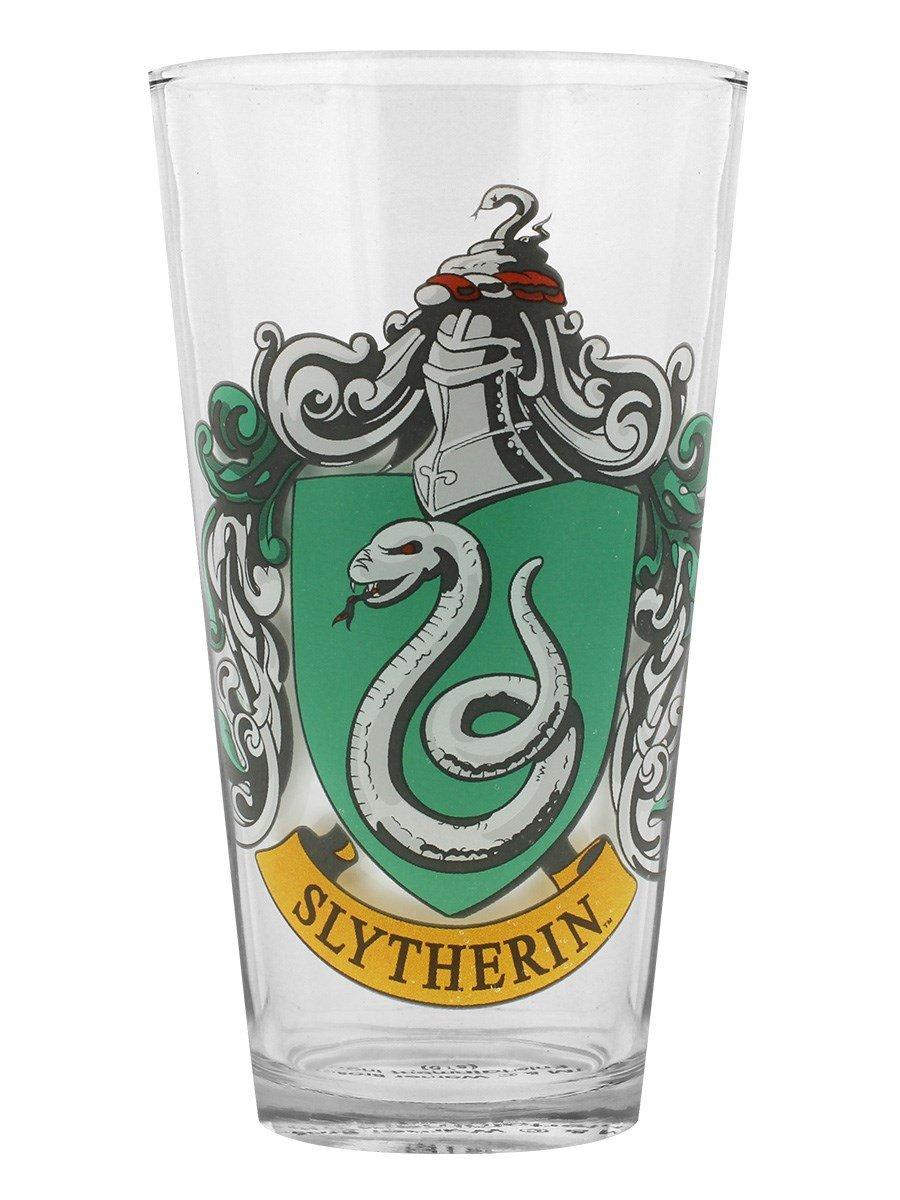 Harry Potter Vaso Grande de  Slytherin Crest