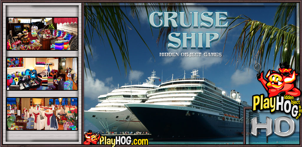 Cruise Ship - Hidden Object Game [Download] ()