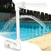 Deals on Enjoysun Spa Waterfall Swimming Pool Fountain