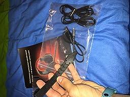 Regalo Original Hamswan Auriculares Gaming Inalambricos