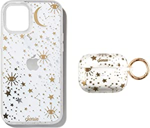 Sonix Cosmic Stars Case for iPhone 11 Pro Max + Case for Airpod Pro