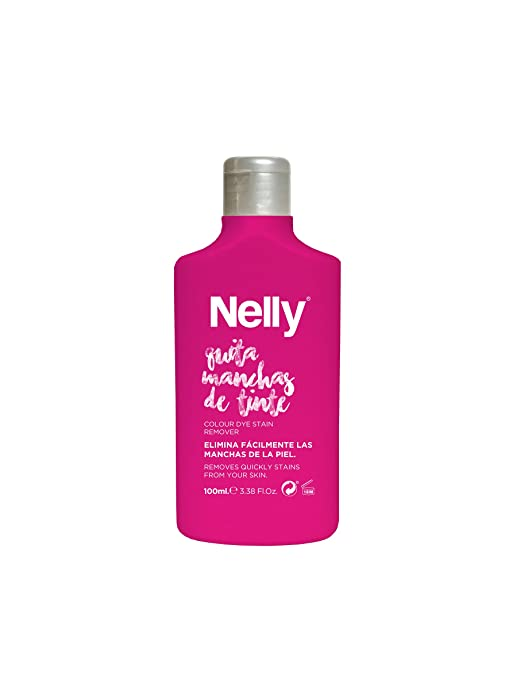 Nelly Quitamanchas Tinte - 6 Recipientes de 100 ml - Total: 600 ml