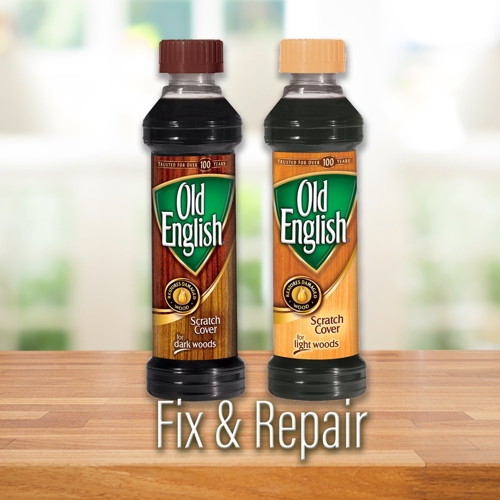 Old English Furniture Polish, Almond 150 oz (12 Cans x 12.5 oz) by Old English (Image #9)