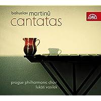 Prague Philharmonic Choir - Cantatas