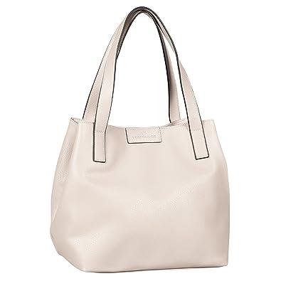 TOM TAILOR MIRI FLORA - Shopping Bag - white QXiLERMx