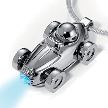 Amazon.com: Troika luz Racer linterna llavero de coche de ...