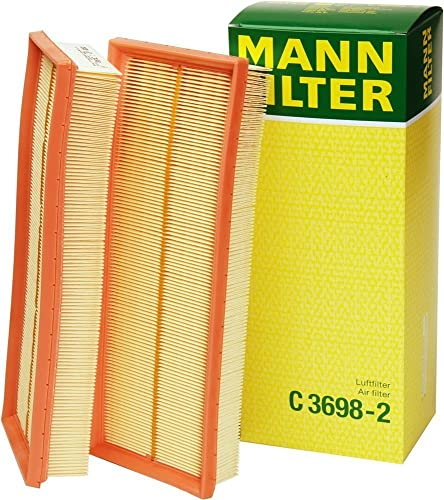 Mann Filter C 3698/3-2 Air Filter Element