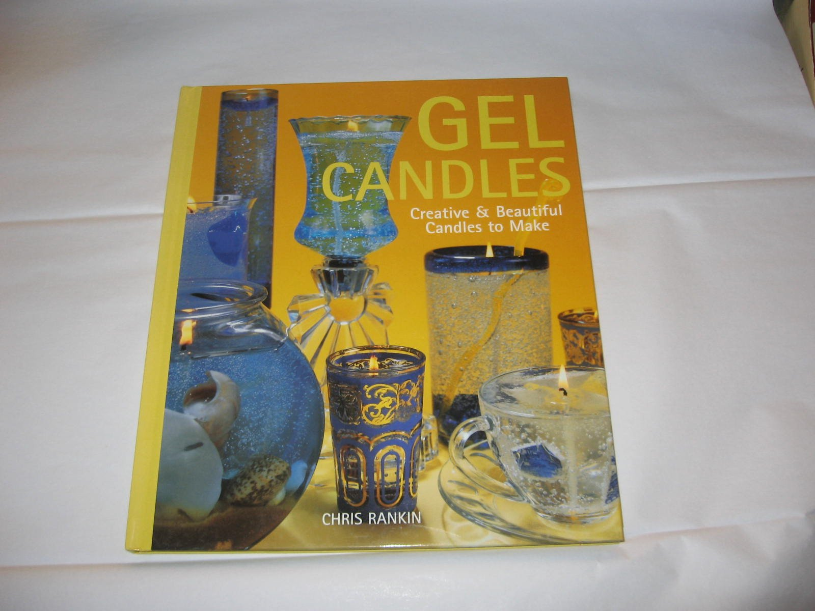Gel Candles - Creative & Beautiful Candles To Make