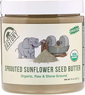product image for Windy City Organics Dastony Sprouted Sunflower Seed Butter - 8 oz
