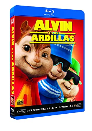 Alvin Y Las Ardillas Blu Ray 2007 Import Movie European Format Zone 2 Movies Tv