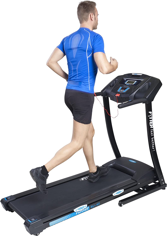 FYTTER Cinta de Correr Runner Ru-4X Negro: Amazon.es: Deportes y ...