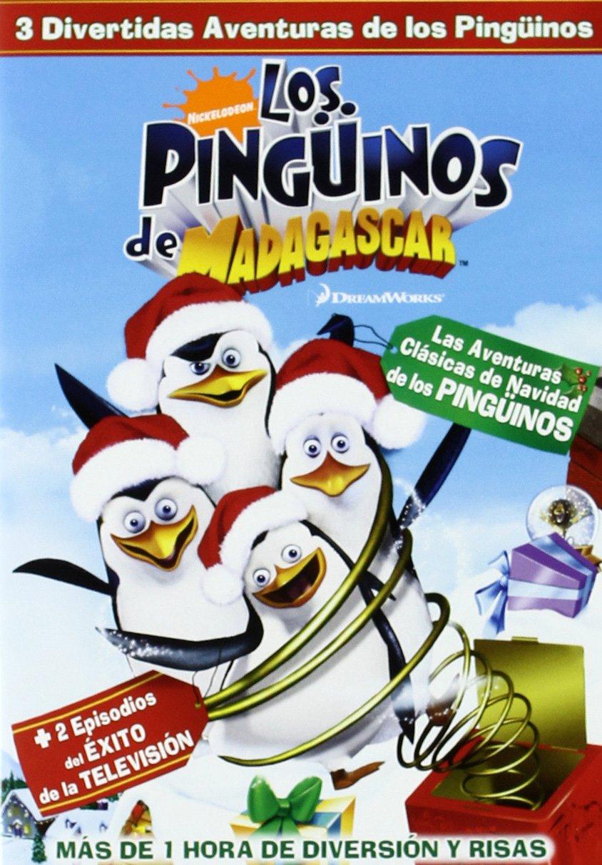 Los Pinguinos De Madagascar [DVD]: Amazon.es: Varios: Cine y Series TV