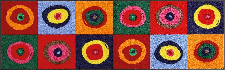 Wash+dry 019091 Fußmatte Sergej 60x180 cm
