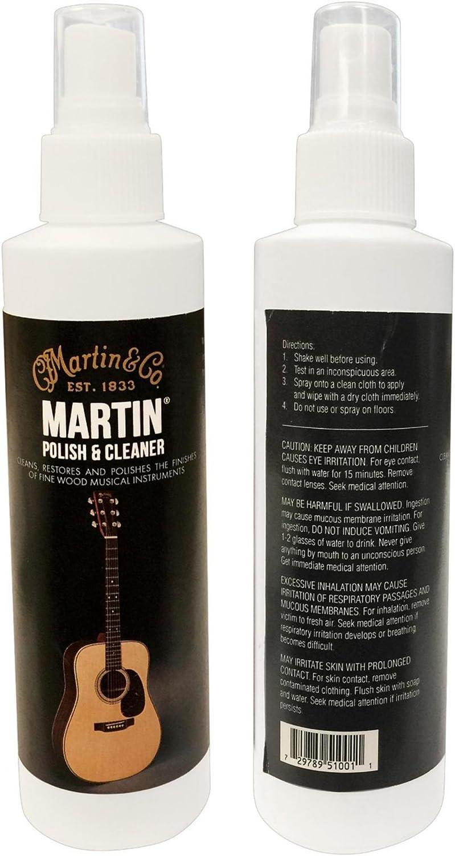 Polish & Cleaner Martin Guitars 18A0073