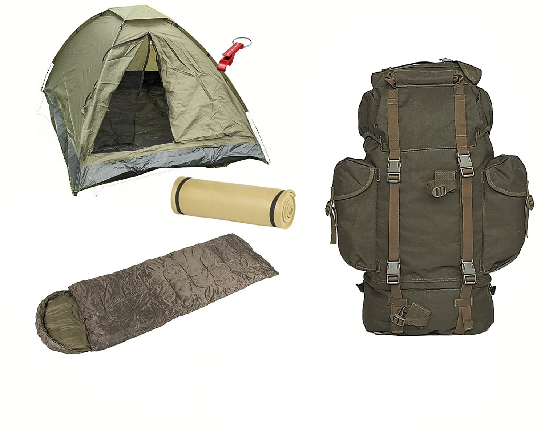 AOS-Outdoor Festival Open Air Camping Trekking Biwak Set survival Set
