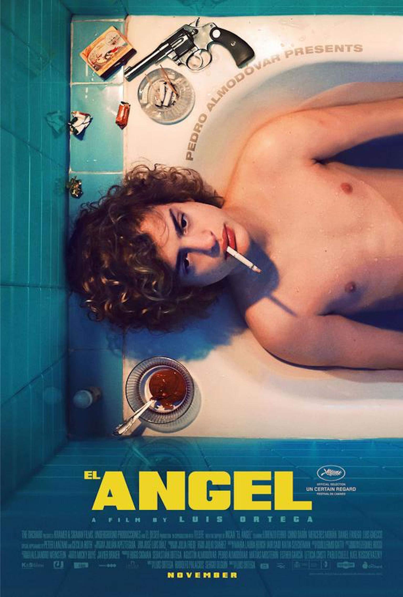 DVD : El Angel (DVD)