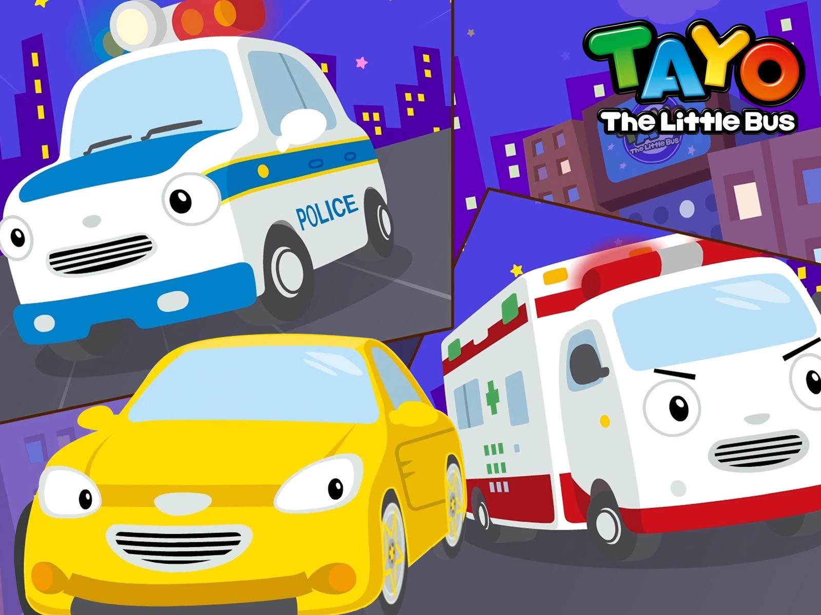 Tayo Car Songs on Amazon Prime Video UK