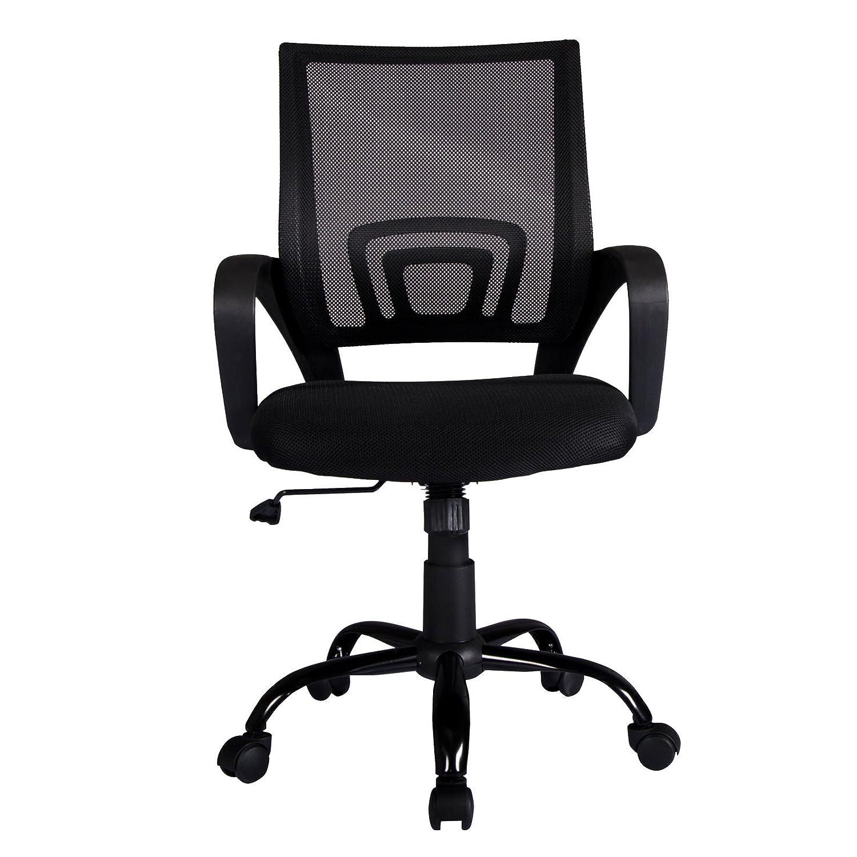 Amazon Ergonomic Mesh puter fice Desk Midback Task Chair