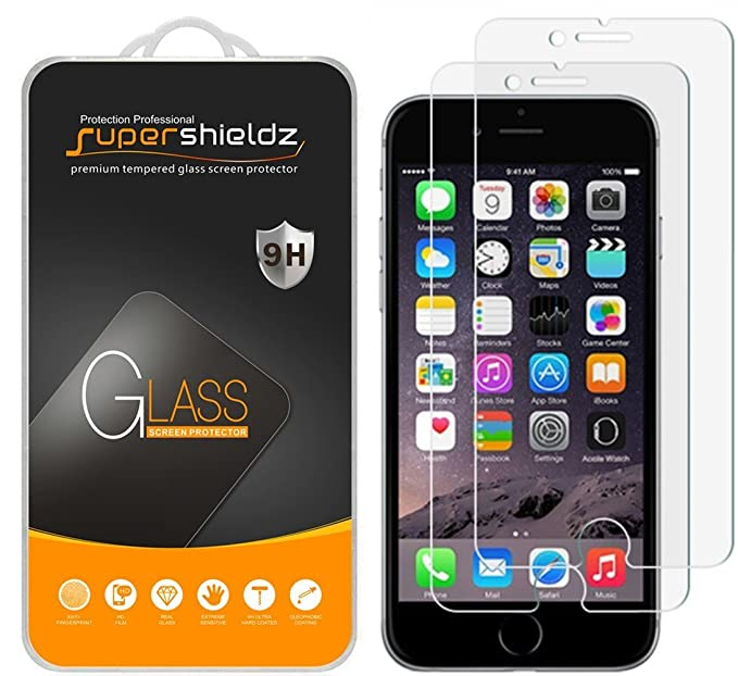 6s Plus 360° Full Tempered Glass Screen Protector Hard Case Cover Cases, Covers & Skins Cheap Sale For Iphone 6