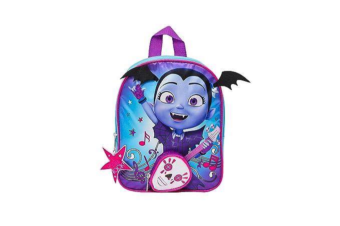 e01aa2b85d3 Disney Girls  Vampirina 10 Inch Mini Backpack with 3D Ears Children s