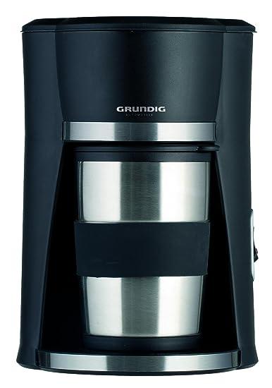 Grundig - Cafetera Eléctrica 12 V 170 W 1 Cup Incluye De Calor ...