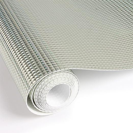 Ya Jin aluminio, caj/ón y estante maletero, cocina antibacteriano antiincrustantes lado armario Pad Mat