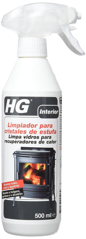 HG 431050109 Limpiacristales estufa (0.5 l 500 ml: Amazon.es: Salud y cuidado personal