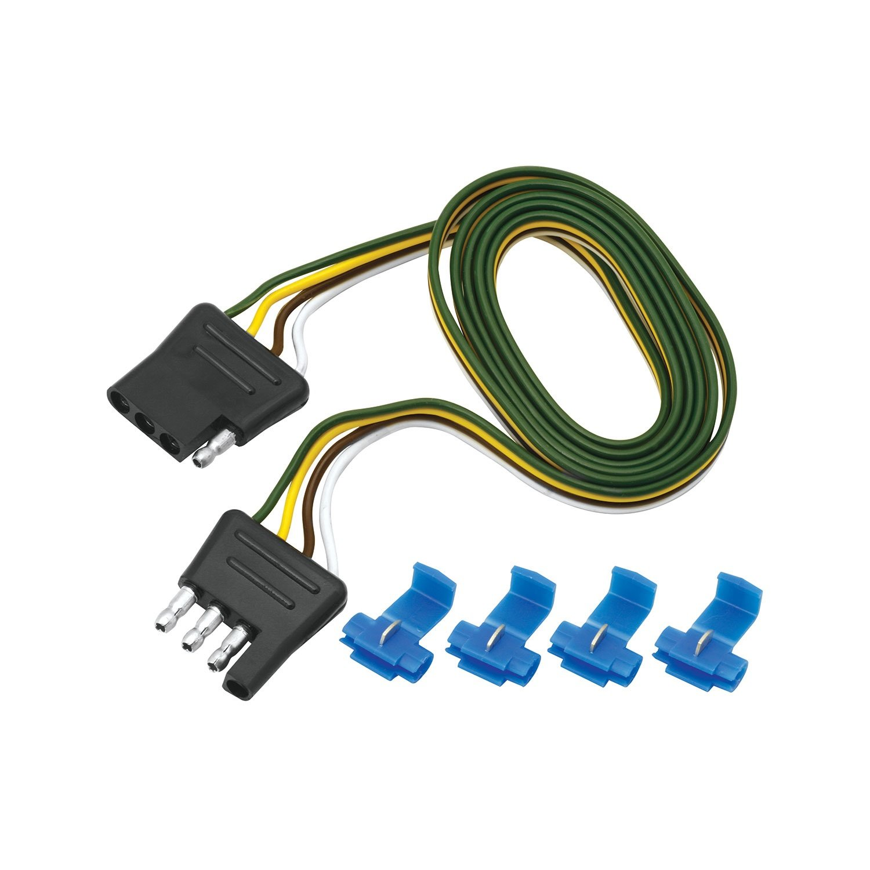 Tow Ready 118044-010 4-Flat Plug Loop