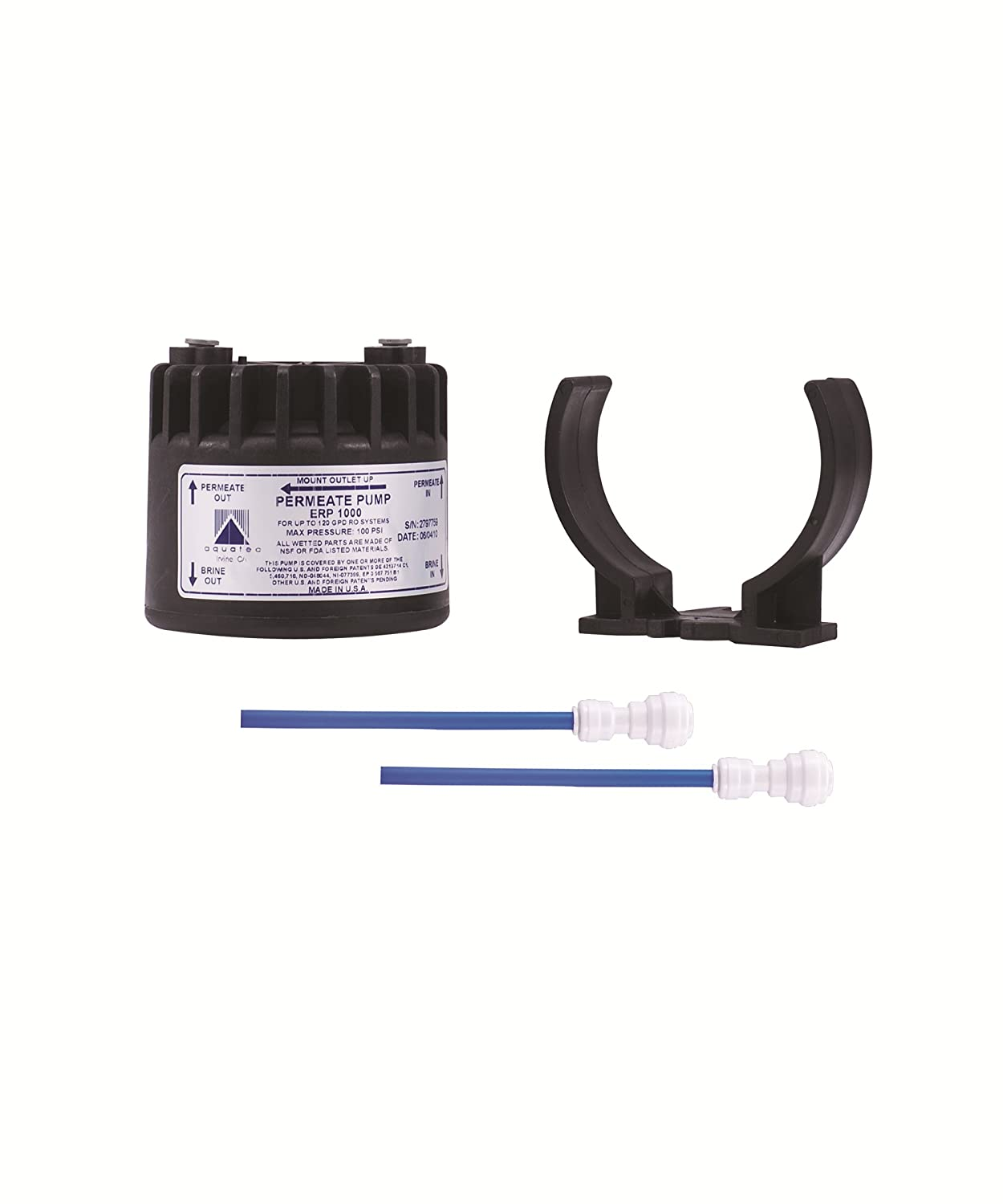 Watts Premier 560041 Permeate Pump with Install Kit