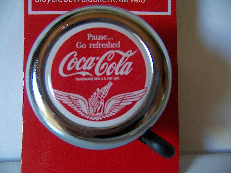 Coca Cola Logo Graphics Bell