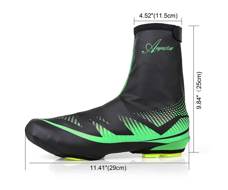 Cubiertas de Zapatos, A-Best Cubrezapatillas Impermeables Protector Calzado de Pies Calzado Cubrezapatos Cubiertas de Bota de Bicicleta para Hombres Mujeres ...