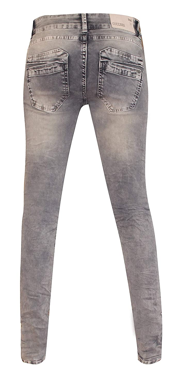Coccara Jeans Damen Bella Women/'s Denim CN417741