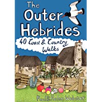 The Outer Hebrides: 40 Coast and Country Walks (Pocket Mountains)