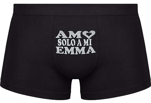 Amo solo a mi Emma - Divertidos regalos original para ...