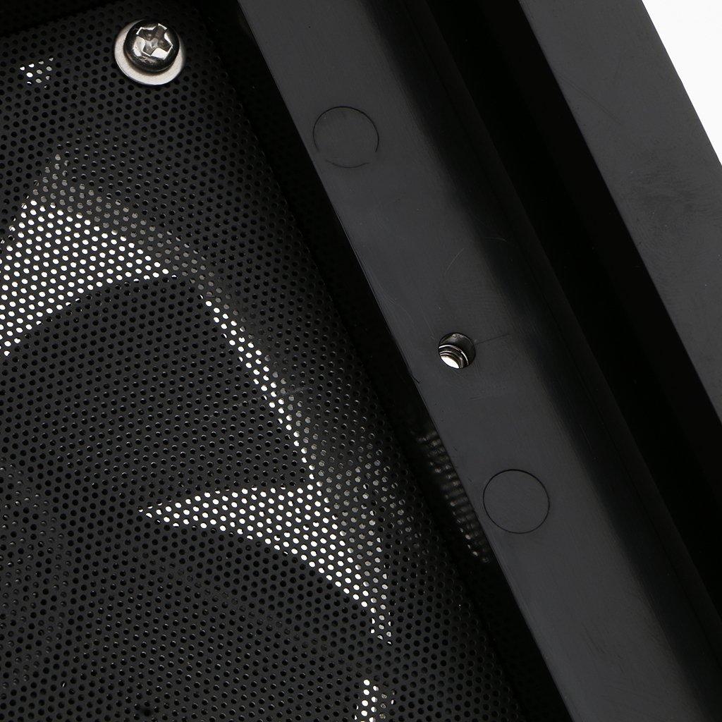 Gazechimp Replacement 12V RV Trailer Caravan Side Air Vent Cooling Fan