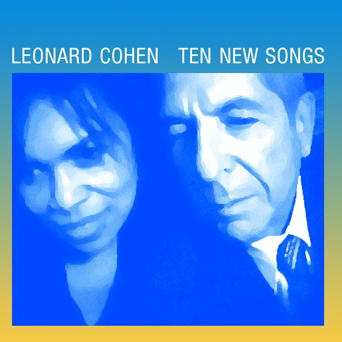 Vinilo : Leonard Cohen - Ten New Songs (United Kingdom - Import)
