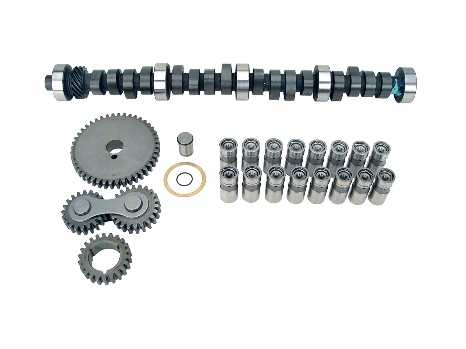 COMP Cams K35-602-8 Big Mutha Thumpr 243//257 Hydraulic Roller Cam K-Kit for Ford 351W