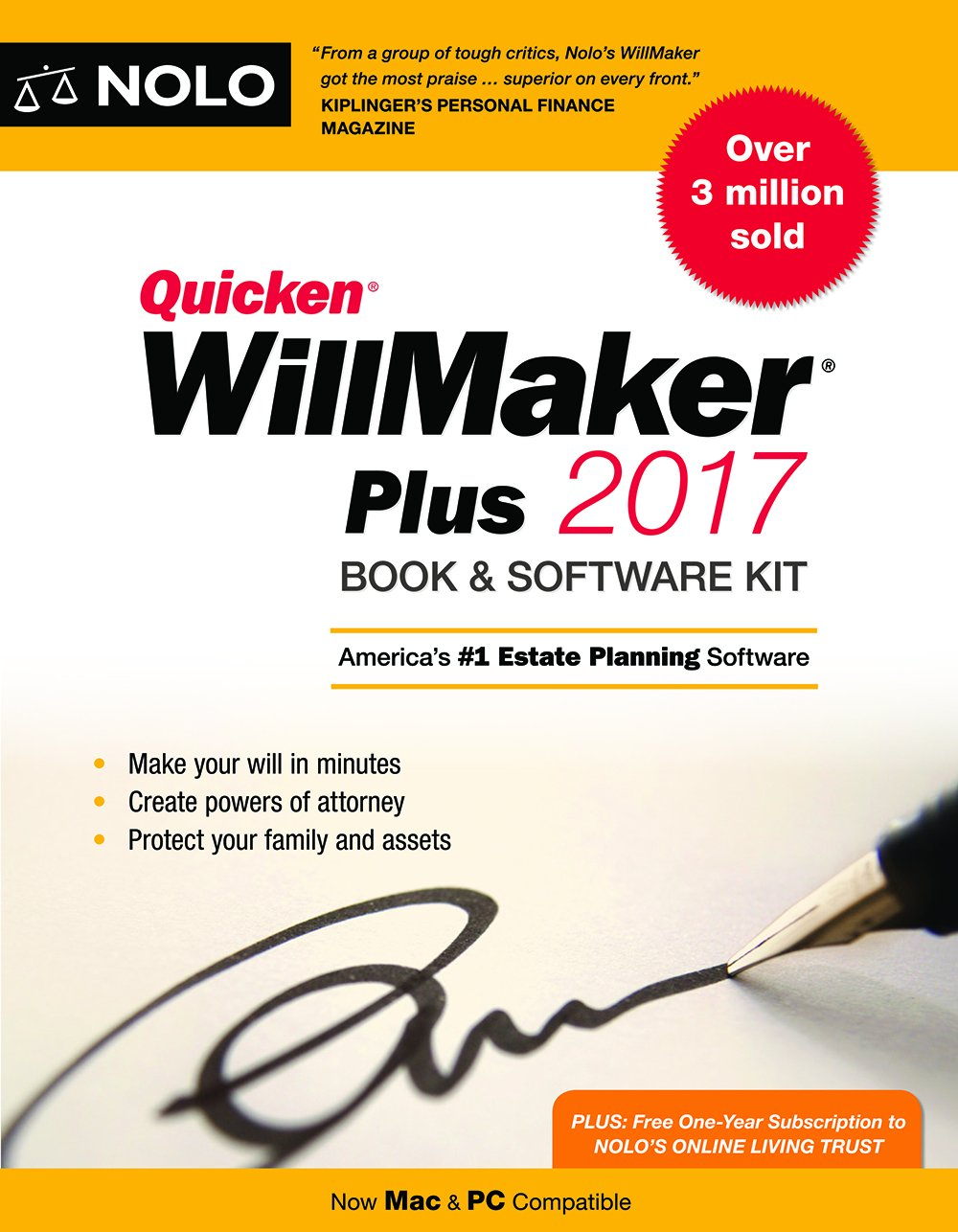 Quicken Willmaker Plus 2017: Book & Software Kit: Amazon.es: Nolo: Libros en idiomas extranjeros