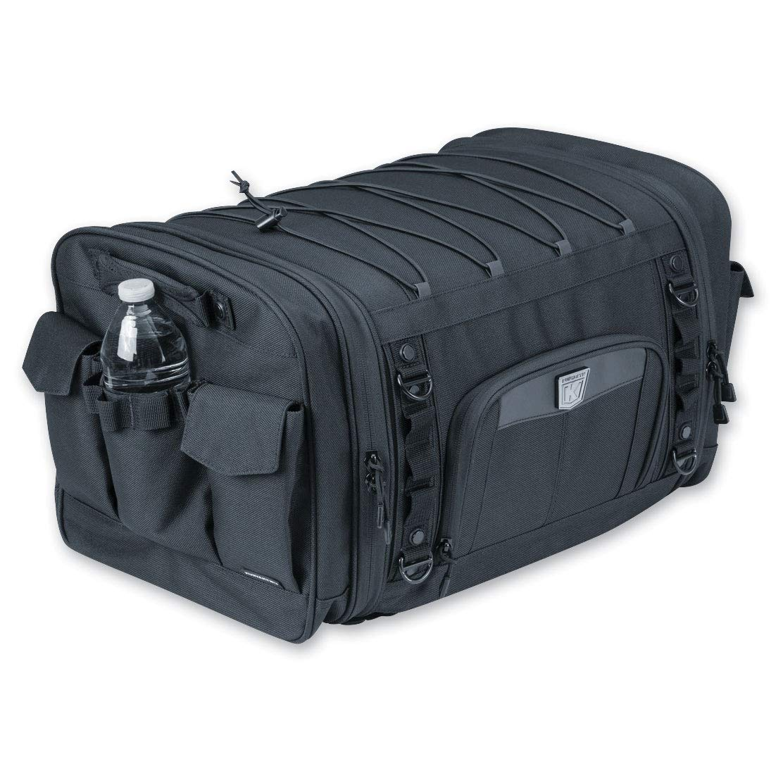 Kuryakyn Momentum Drifter Bag Black 5283