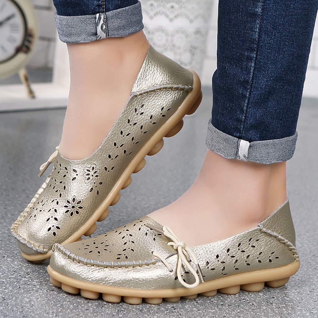 LIKESIDE Womens Day Gift Mother Casual Hole Shoes Nurse with Flat Driving Classic Comfort Slip On Sports Original Orthotic Top Style Support for Walk on Men Kids