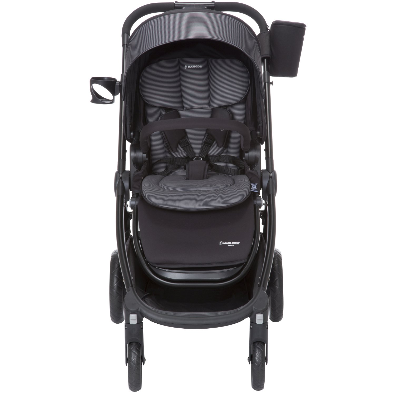 Devoted Black Maxi Cosi Adorra Stand Alone Stroller