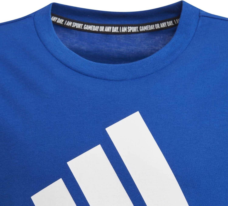 Unisex ni/ños adidas Yb Mh Bos T Camiseta